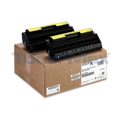 XEROX FAXCENTRE F110 TONER/DRUM CTG BLACK TWIN PACK